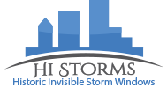 Logo for Historic Invisible Storm Windows, LLC