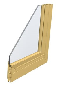 XOR Model invisible storm window drawing for historic homes and businesses